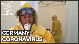 COVID-19: Germany sees low fatalities despite high infection rate
