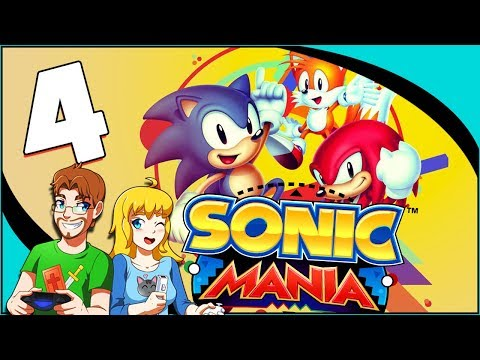 Sonic Mania Part 4 Flying Battery Zone (PS4 Pro Gameplay)
