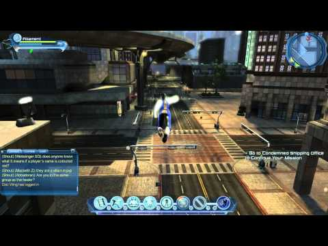 Saint Patrick's Day in DC Universe Online - MMO Anthropology