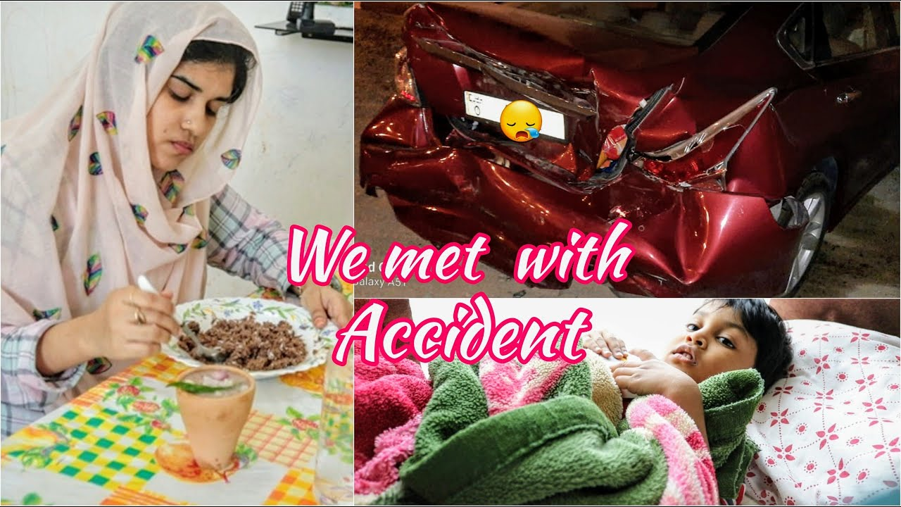 WE MET WITH AN CAR ACCIDENT ~ WHAT HAPPENED TO US ? ~ DAY IN MY LIFE ~ TAMIL VLOG