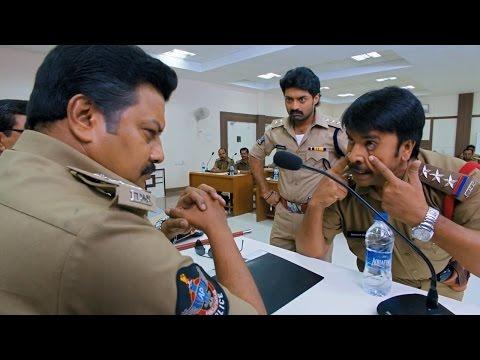 Kalyan Ram Sai Kumar Police Story Dialogue Trailer ||  Patas Movie Latest Trailer