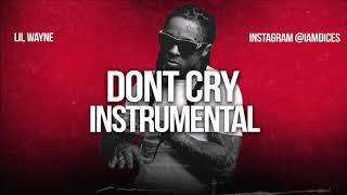 Lil Wayne Dont Cry ft. Xxxtentacion Instrumental Prod. by Dices *FREE DL*