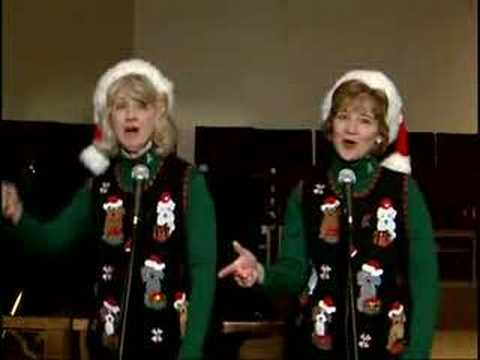 Christmas Carol and Sue