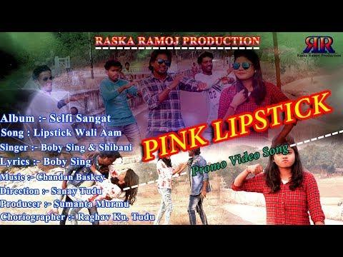 New Santali HD PROMO  Video Song - 2019 || Pink Lipstick Wali (Selfi Sangat)