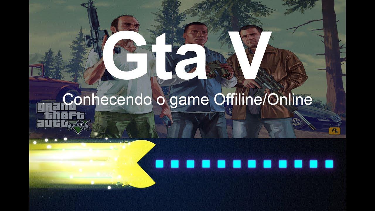 Gta V Offline Starten