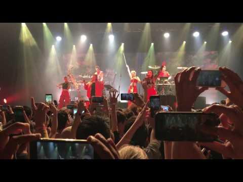 Clean Bandit Concert In KL- Symphony