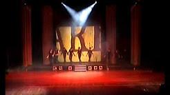 The Bournemouth Youth Theatre - Michael Jackson Tribute.avi