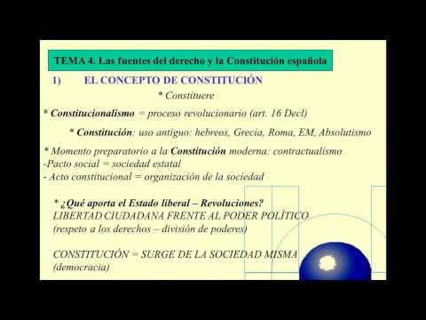 umh1188sp-2013-14-lec004a-tema-4-las-fuentes-del-derecho-y-la-constitución.-derecho-constitucional