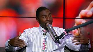Greg Jennings reveals who he doesn't think belongs on Top 100 list, talks Browns   NFL   THE HERD