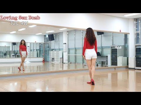 Loving Sex Bomb (Beginner) Teach Line Dance