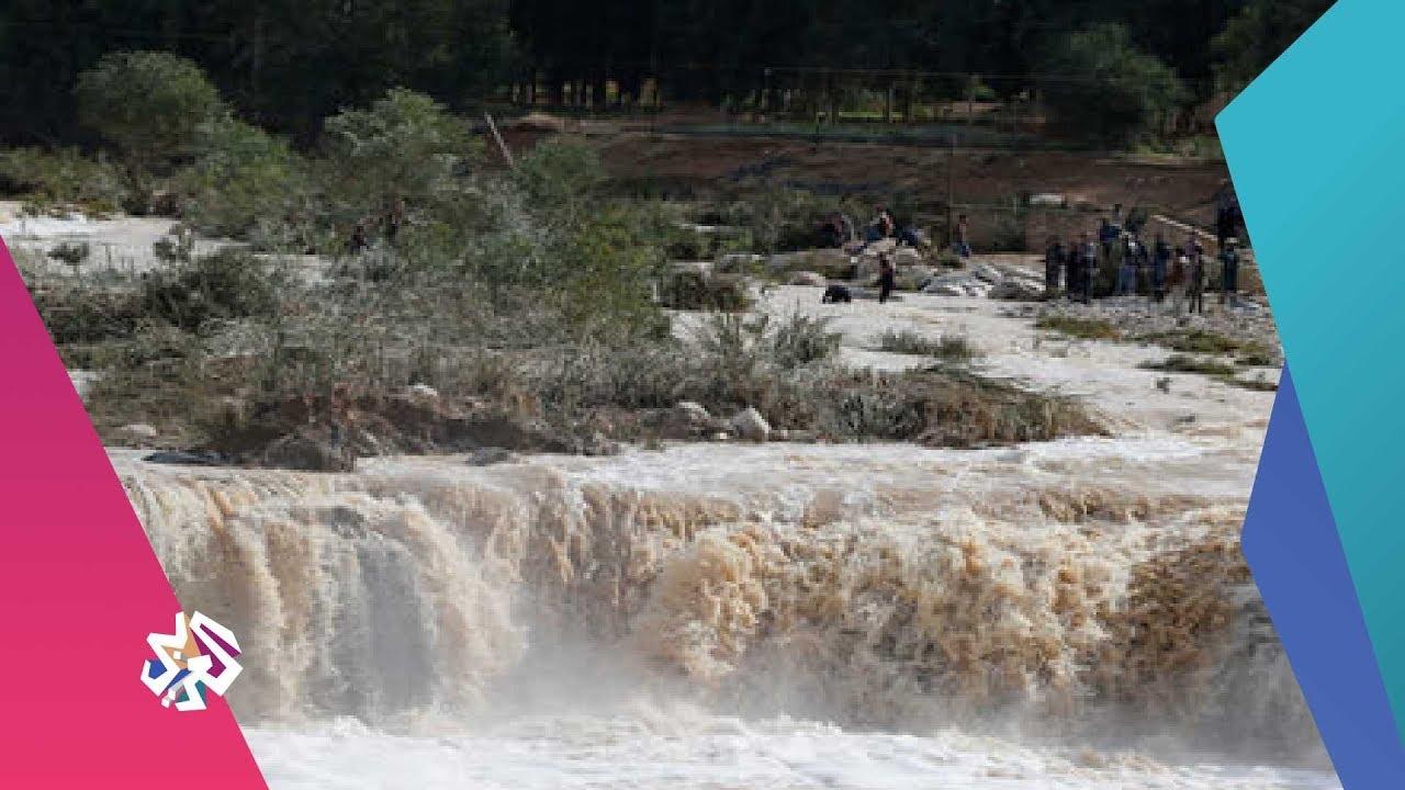 التلفزيون العربي | السيول تحصد أرواح 11 شخصا في الأردن والسلطات تجلي آلاف السياح