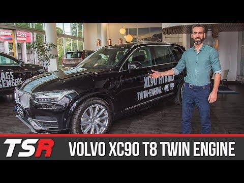 Volvo XC90 T8 Twin Engine 2018 Lo m ximo de la marca sueca. Agustin Casse