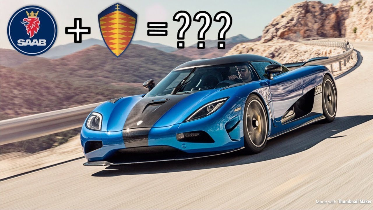 What if Koenigsegg had Bought Saab? - YouTube