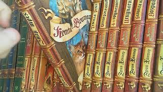 Обзор на мои книги Коты-Воители