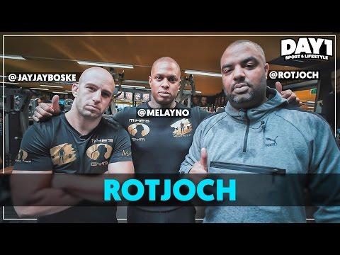 Geen excuus om niet te trainen! ROTJOCH (101Barz) || #DAY1 Afl. #27