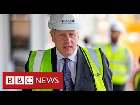 Boris Johnson warns of second wave of pandemic and tighter lockdown across England - BBC News