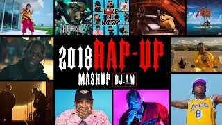 2018 Rap-Up Mashup (ft. Drake, Tyga, Tory Lanez, Travis Scott & More) (Official Video)
