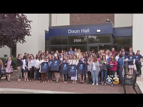 Thomas Jefferson University Welcomes First Students To New Bachelor Of Nursing Program