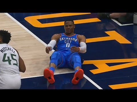 Download Youtube: Worst Russell Westbrook NBA Game Ever! Misses Wide Open Layups and Gets 6 Points