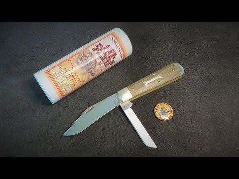 First Look: GEC #86 Oil Field Jack — Man's Knife!