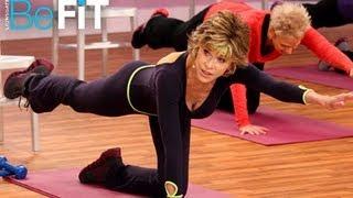 Jane Fonda: Trim Tone & Flex- Upper Body Workout