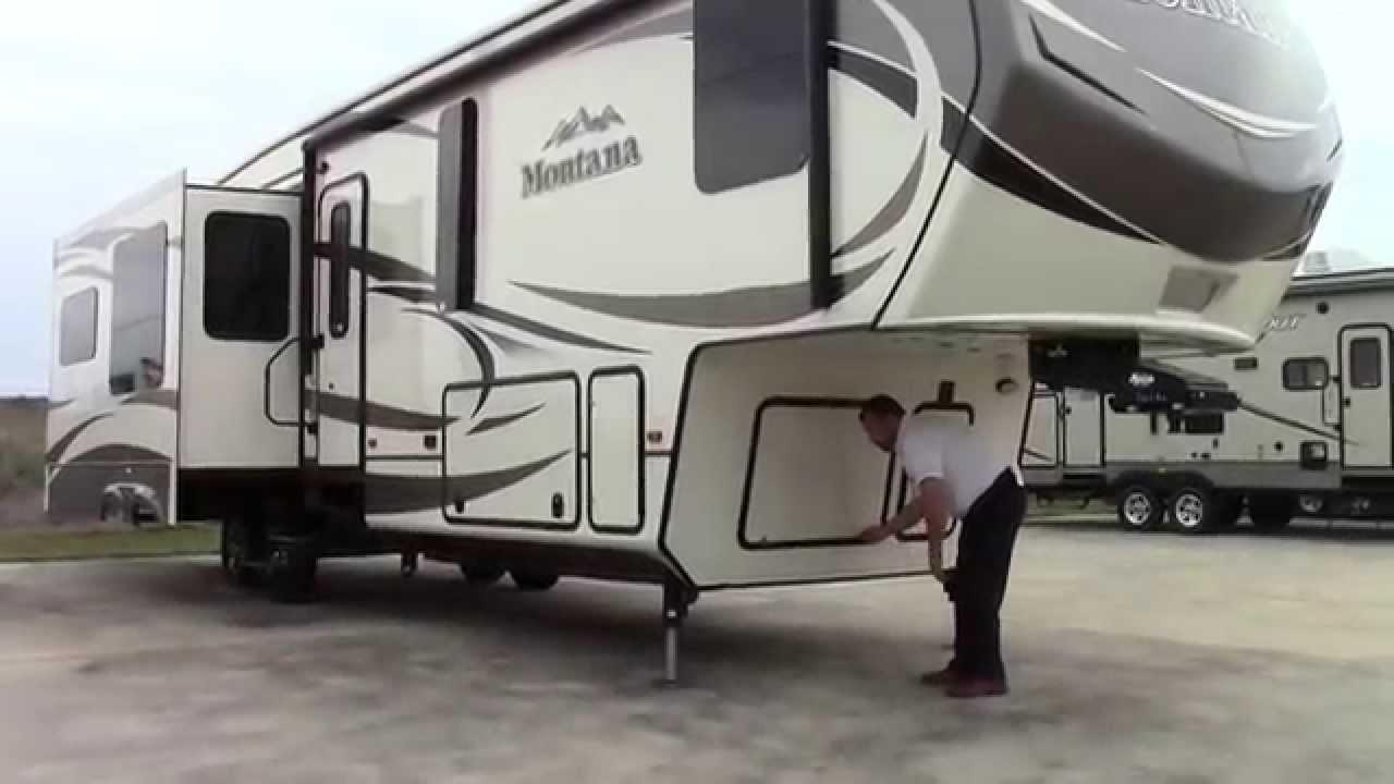 New 2015 Keystone Montana 3611RL Fifth Wheel RV