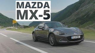 Mazda MX-5, 2017 - pierwsza jazda AutoCentrum #345