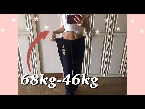 -22 кг 🔥 КАК Я ПОХУДЕЛА БЕЗ ДИЕТ ?