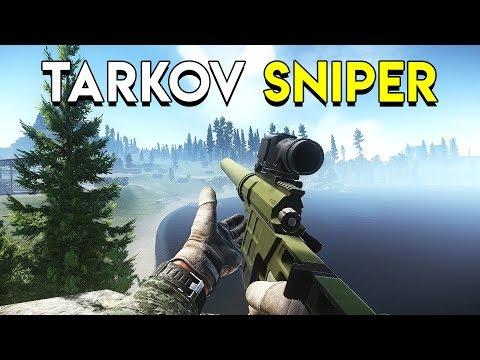 The Tarkov Sniper!