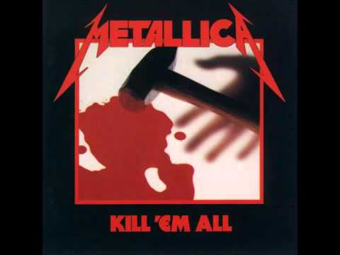 Metallica - Kill 'Em All [Full Album]