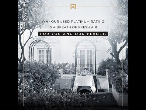 LEED Platinum - A breath of Fresh Air