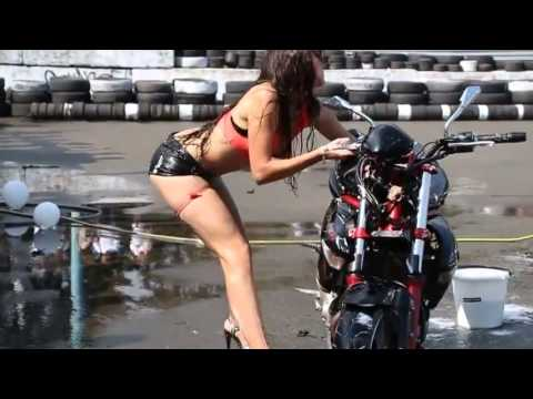 Lavando a moto - 2 part 10