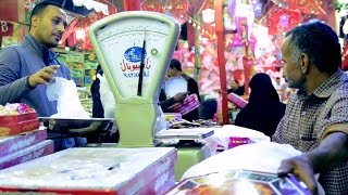 أنا الشاهد: حلوى المولد في مصر لاتجد من يشتريها