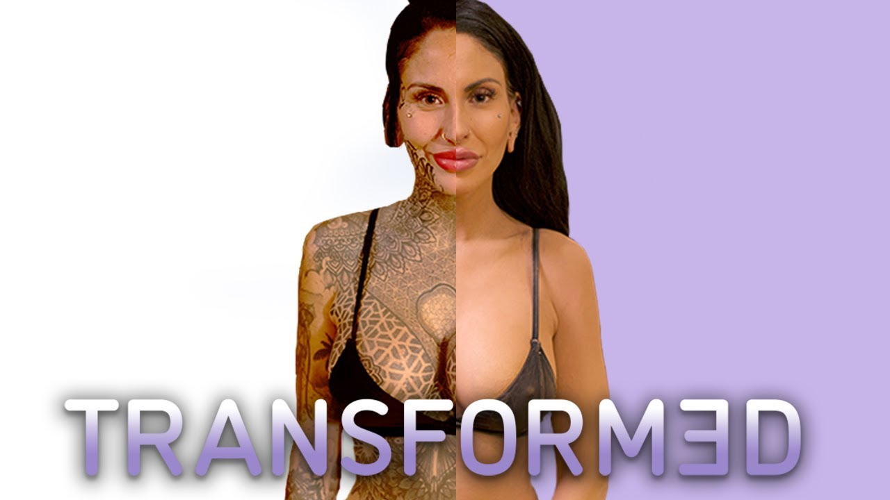Covering Up My $50K Tattoos - But Will I Like it? | TRANSFORMED