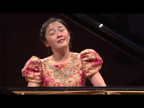 Fei-Fei Dong – Sonata in B minor, Op. 58 (third stage, 2010)