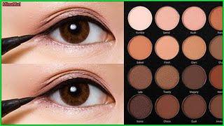 눈화장 하는법 :: 눈 화장법 배우기 #2