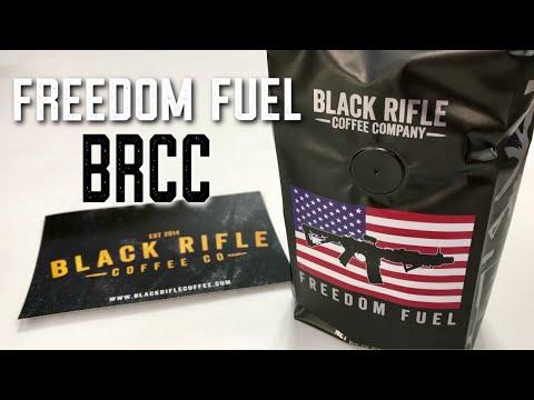 Freedom Fuel Dark Roast Coffee from the Black Rifle Coffee ...