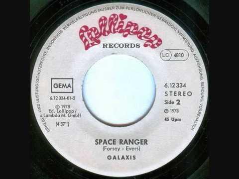 galaxis space ranger