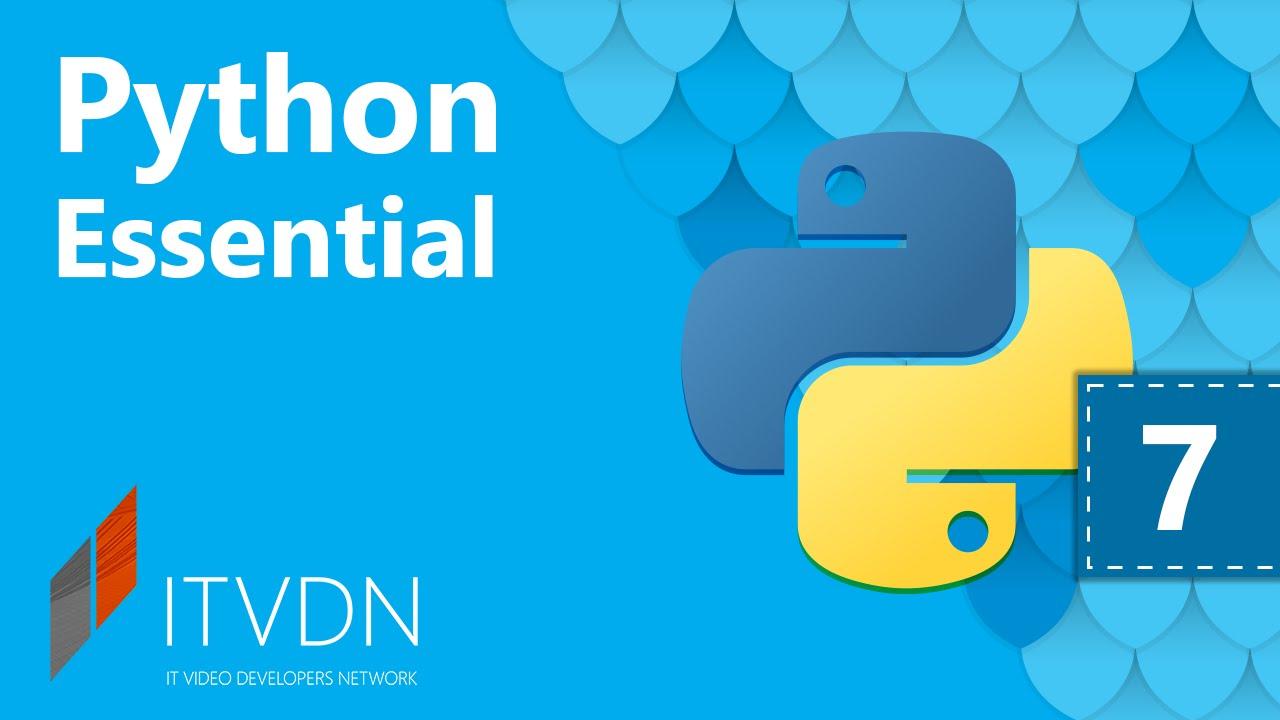 Урок 7. Модули в Python