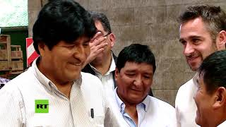Evo Morales: Áñez prometió no ser candidata
