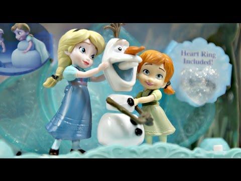 Disney Frozen - Musical Jewellery Box / Pudełko na Biżuterię z Pozytywką - 88516