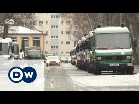 Einsatz gegen Einbrecher | DW Deutsch