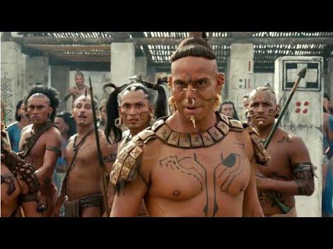 豆瓣8.6!这部这部揭露了玛雅文明的衰落,7分钟看完高分剧情片《启示》