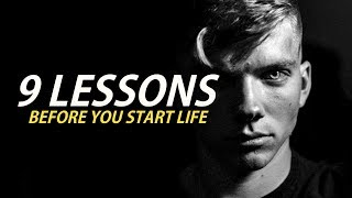 9 Life Lessons EVERY Student NEEDS To Hear | One Of The Most Thought Provoking Videos