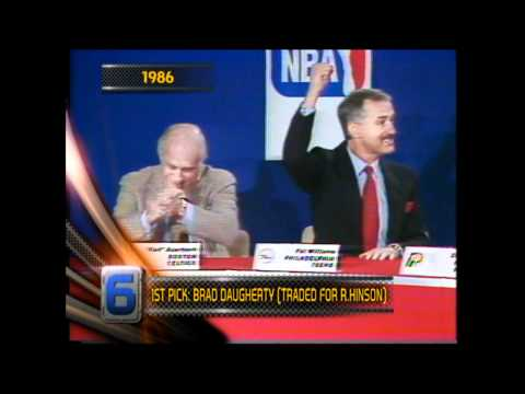 Top 10 Draft Lottery Moments