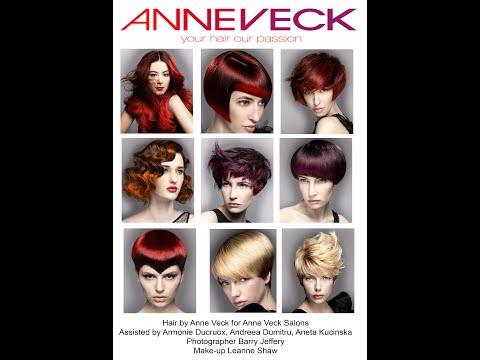Anne Veck creates a beautiful vintage wave. thumbnail