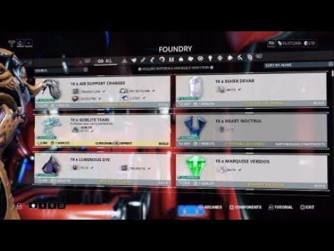 Warframe Nightwave Grove Guardian Challenge