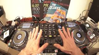 DJ MIXING LESSON WITH SOME DEEP TUNES UNDERGROUND APRIL 2017 CD POOL