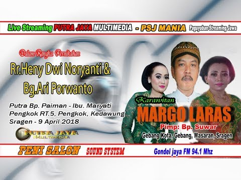 Live Streaming PUTRA JAYA MULTIMEDIA.Krw.MARGO LARAS.Pim.Bp.SUWAR