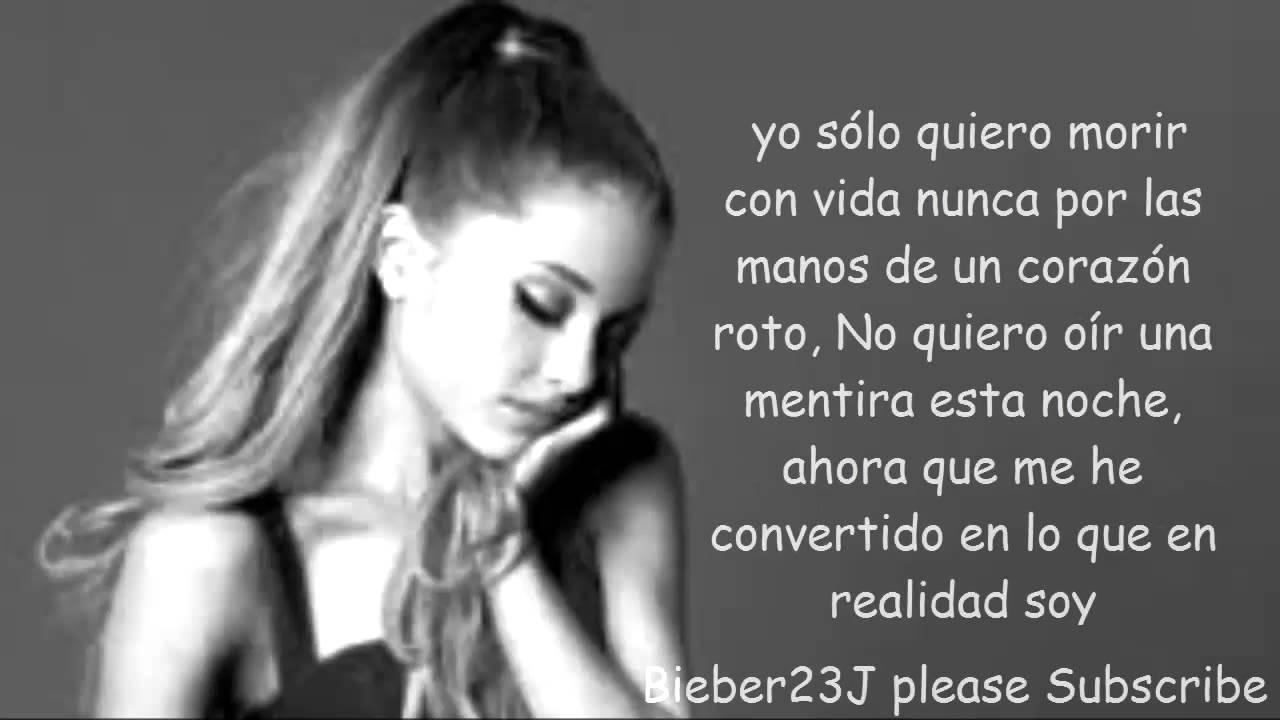 Ariana Grande - Break Free Ft. Zedd Traducida al español ...